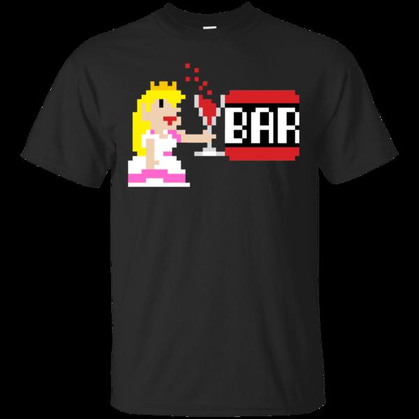 Pop-Up Tee: To The Bar Princess