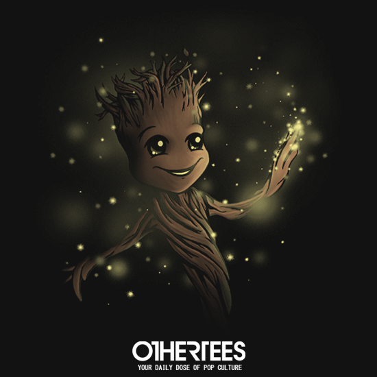 OtherTees: We Are Groot