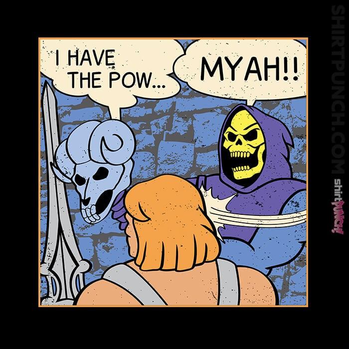 ShirtPunch: He-Slap