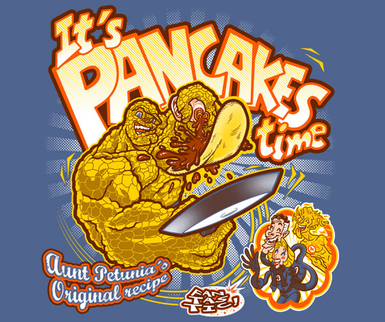 GraphicLab: Pancake Time!
