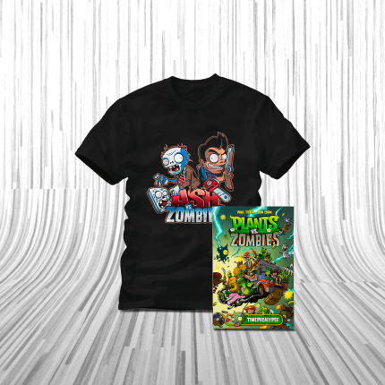 ShirtPunch: Plants vs Zombies Bundle