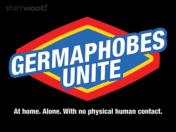 Woot!: Germaphobe Club