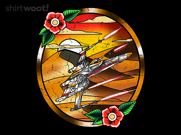 Woot!: Rebel Spaceship