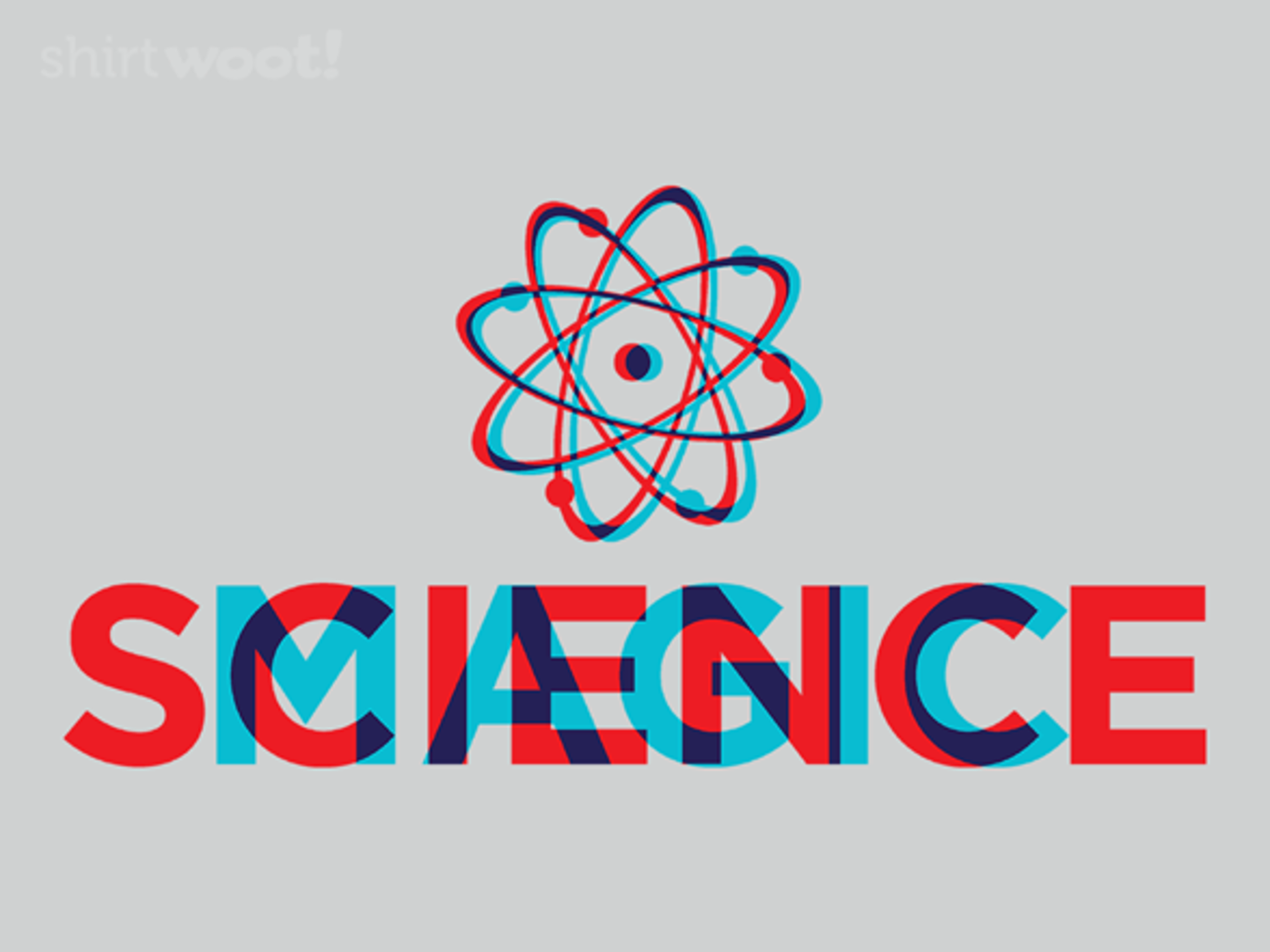 Woot!: Science is Magic