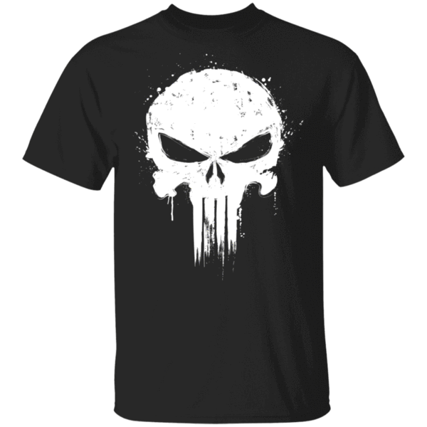 Pop-Up Tee: I Am The Punisher