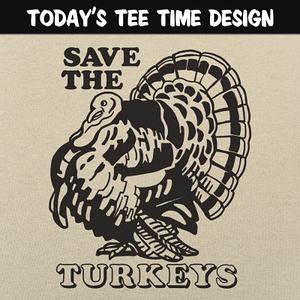 6 Dollar Shirts: Save The Turkeys