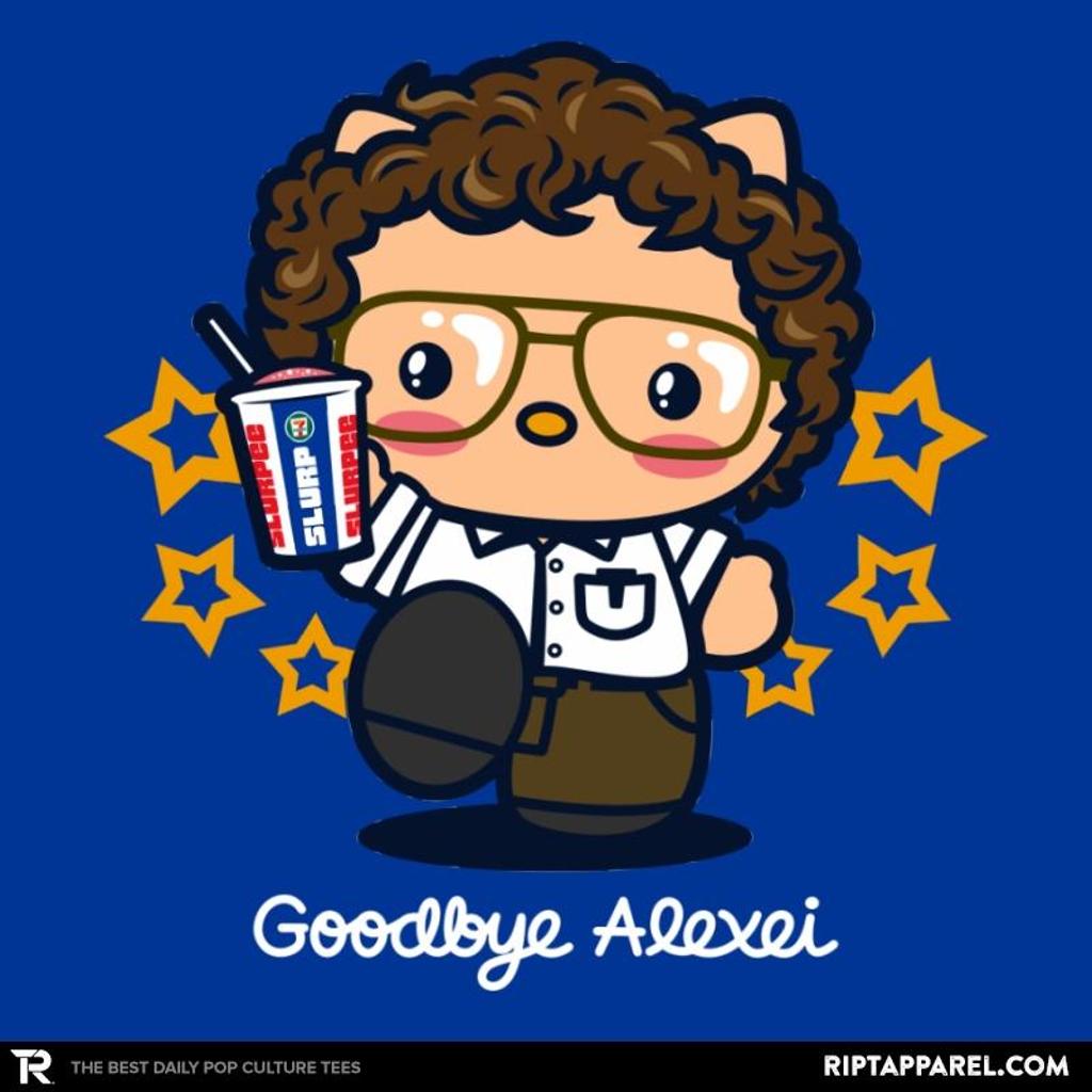 Ript: Goodbye Alexei