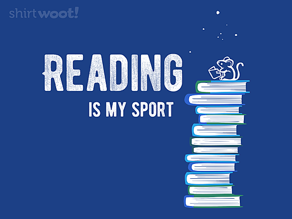 Woot!: Reading Is My Sport
