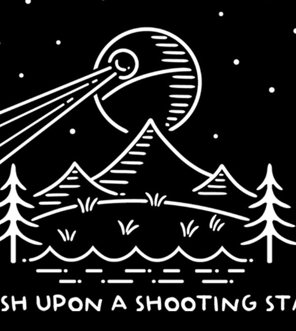 teeVillain: Shooting Star