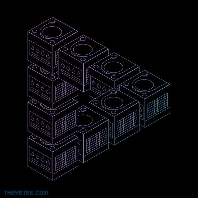The Yetee: Forever Gaming