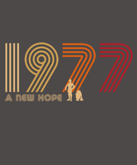 Qwertee: Retro 1977