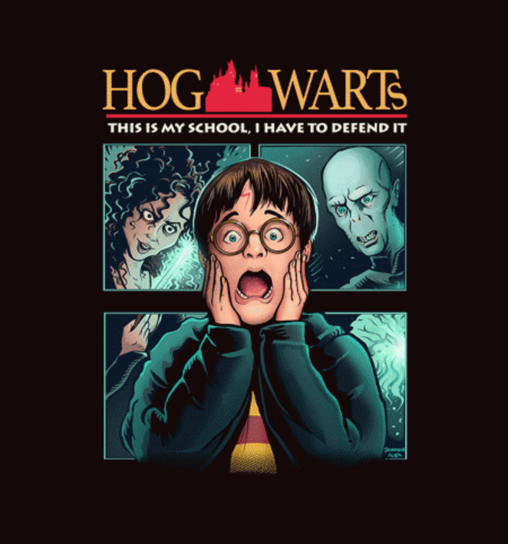 BustedTees: Harry Alone