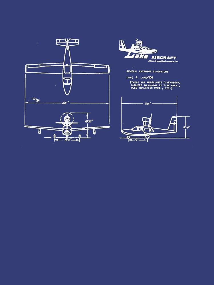 RedBubble: Lake Buccaneer Schematic