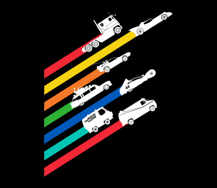 TeeFury: Speed Geeks
