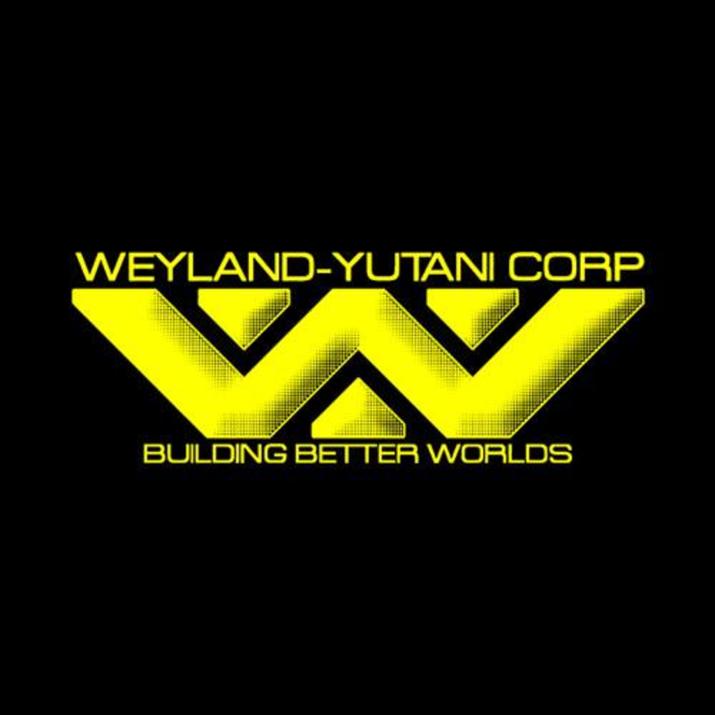 Five Finger Tees: Weyland Yutani T-Shirt