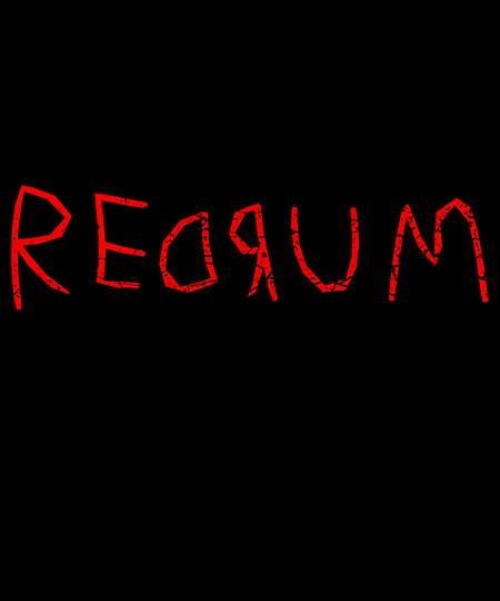 Qwertee: REDRUM