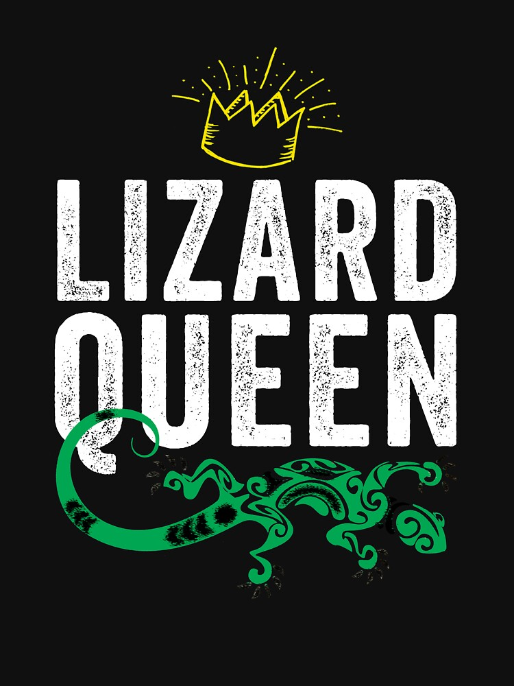 RedBubble: Lizard Queen