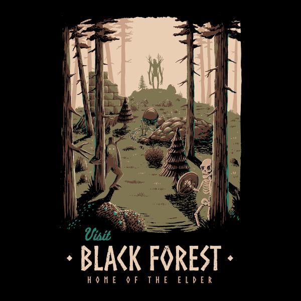 NeatoShop: Black Forest
