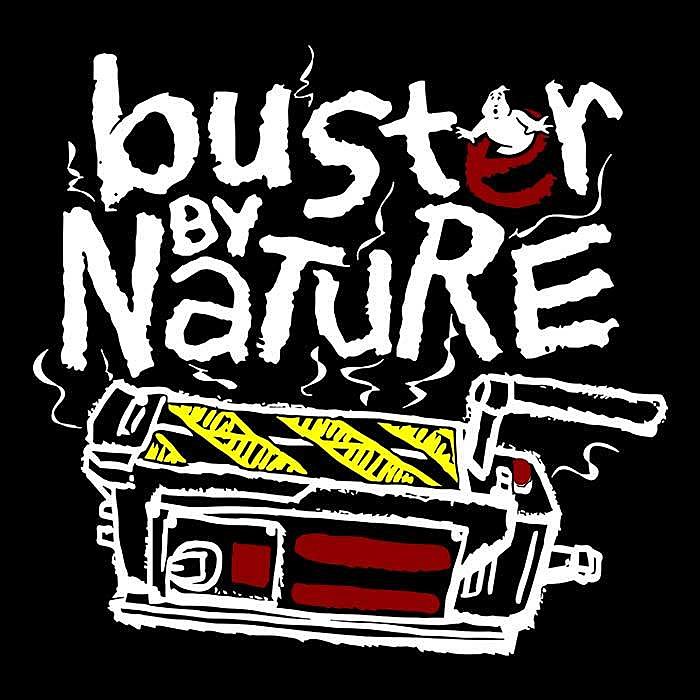 Once Upon a Tee: Buster by Nature