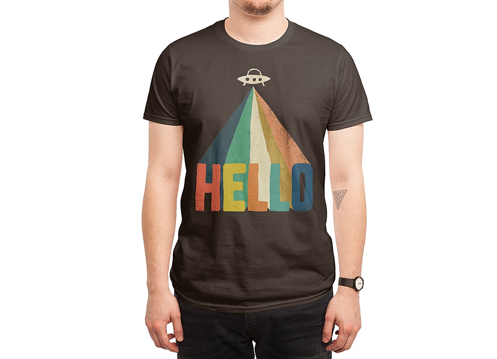 Threadless: HELLO