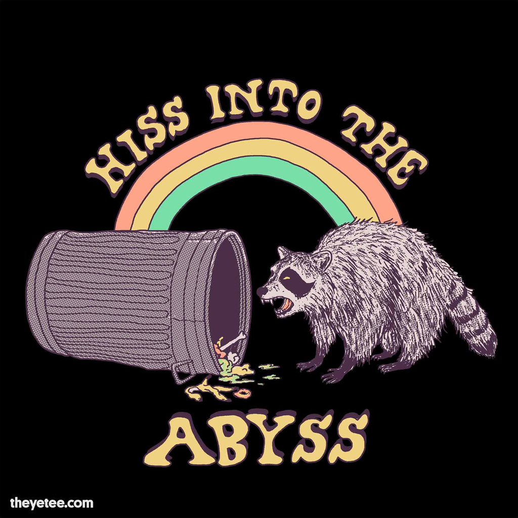 The Yetee: Hiss Into The Abyss