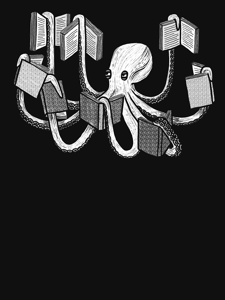 RedBubble: Armed With Knowledge