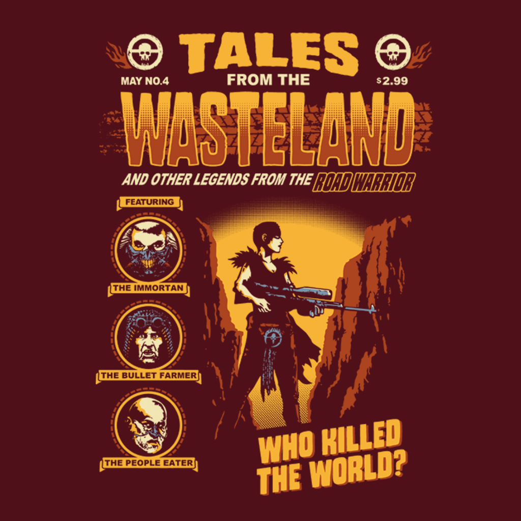 Pampling: Tales From The Wasteland