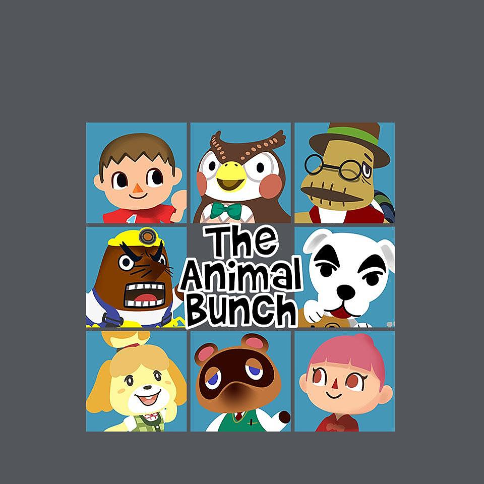 TeeFury: The Animal Bunch