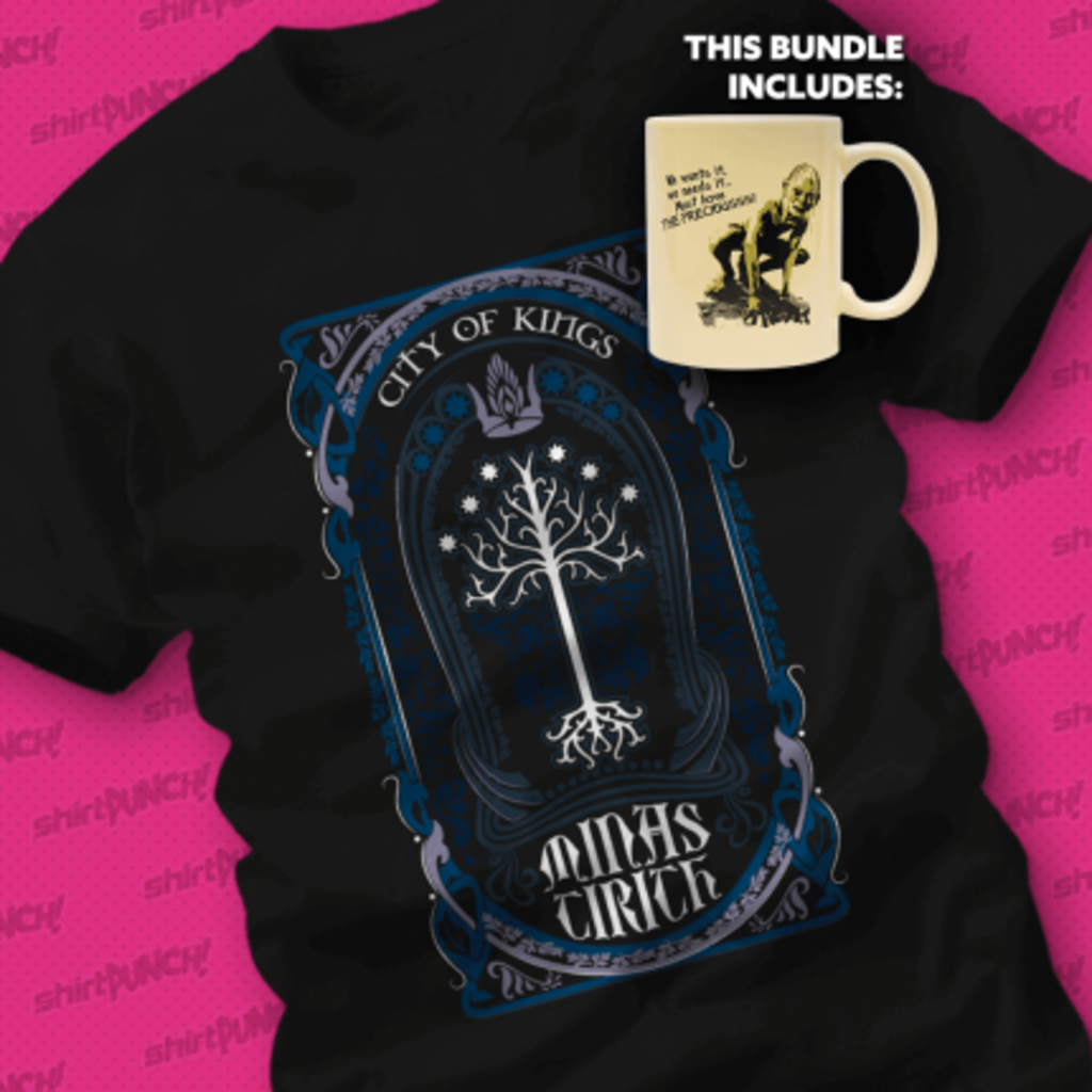 ShirtPunch: My Precious Bundle