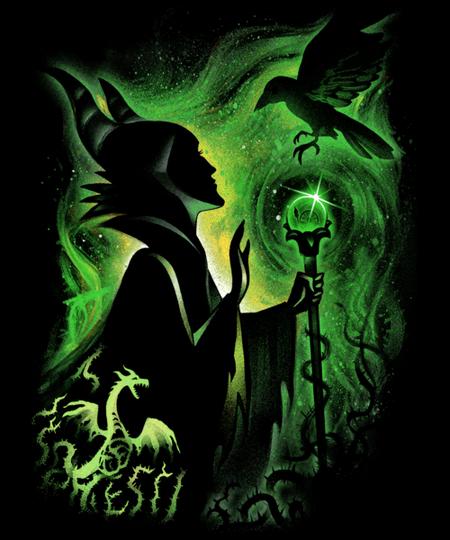 Qwertee: Mistress of All Evil