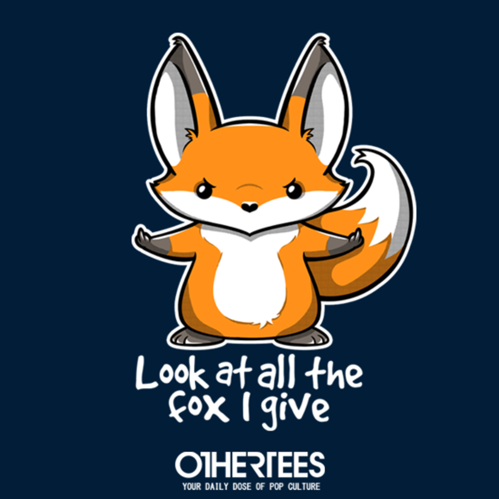 OtherTees: All the fox