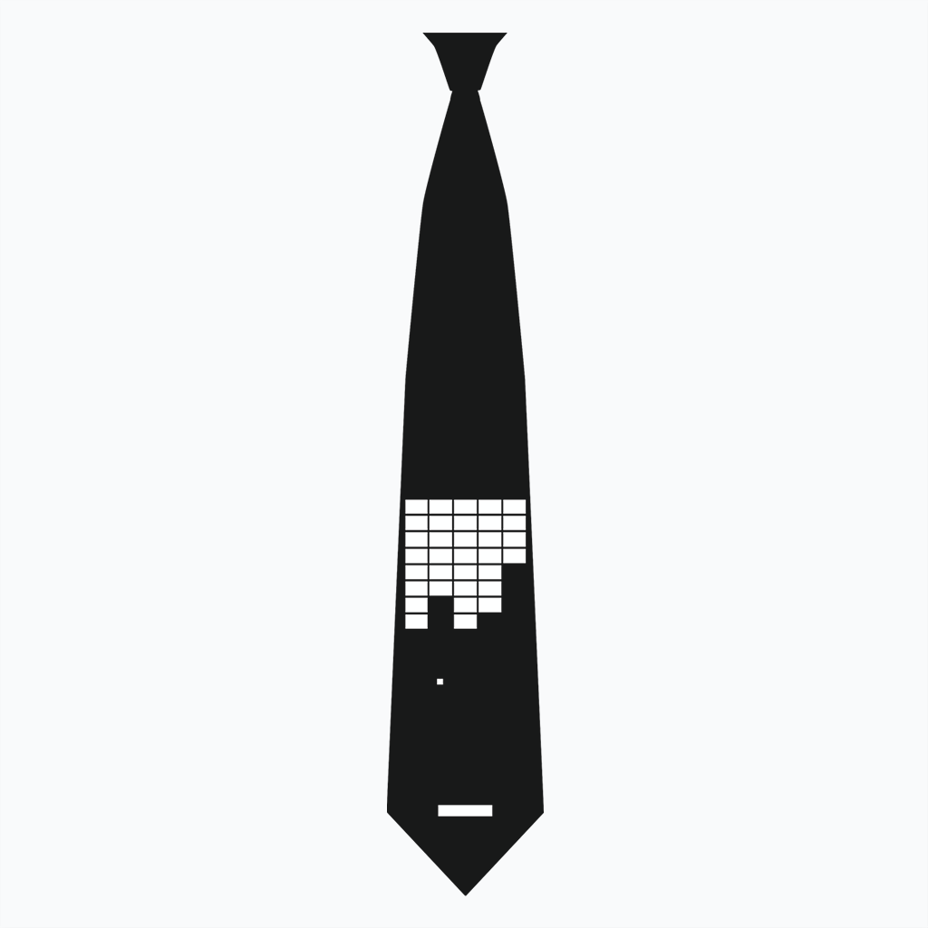 Pop-Up Tee: Arkanoid Tie