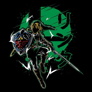 Once Upon a Tee: Hylian Power