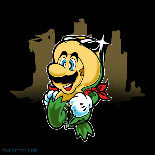 The Yetee: Battlemode plumber