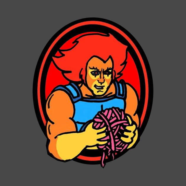 TeePublic: Lion-o at play T-Shirt