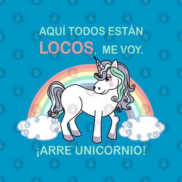 TeePublic: Arre Unicorn