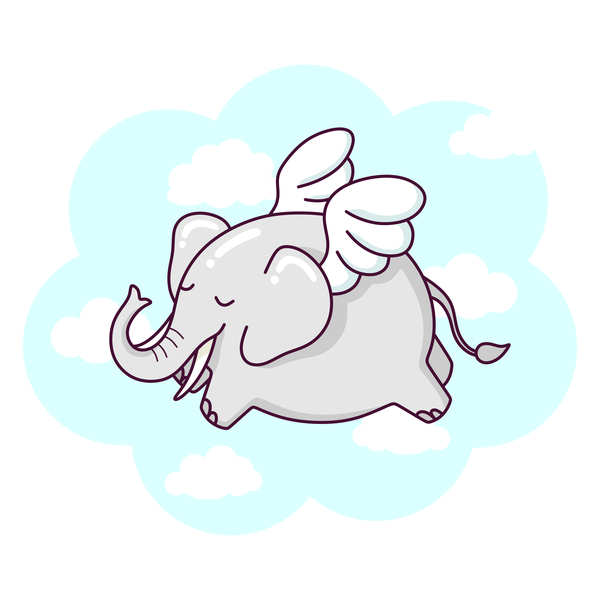 NeatoShop: Flying Elephant