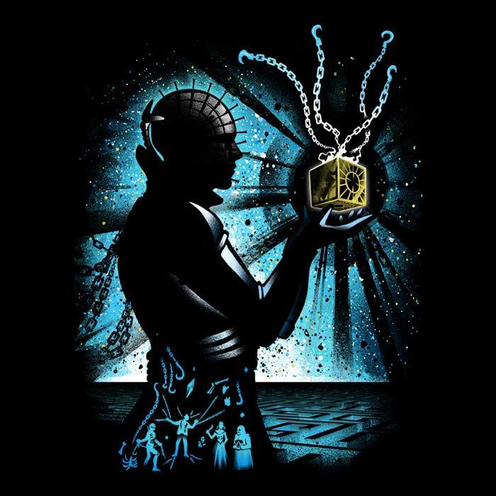 Once Upon a Tee: Dark Prince of Pain