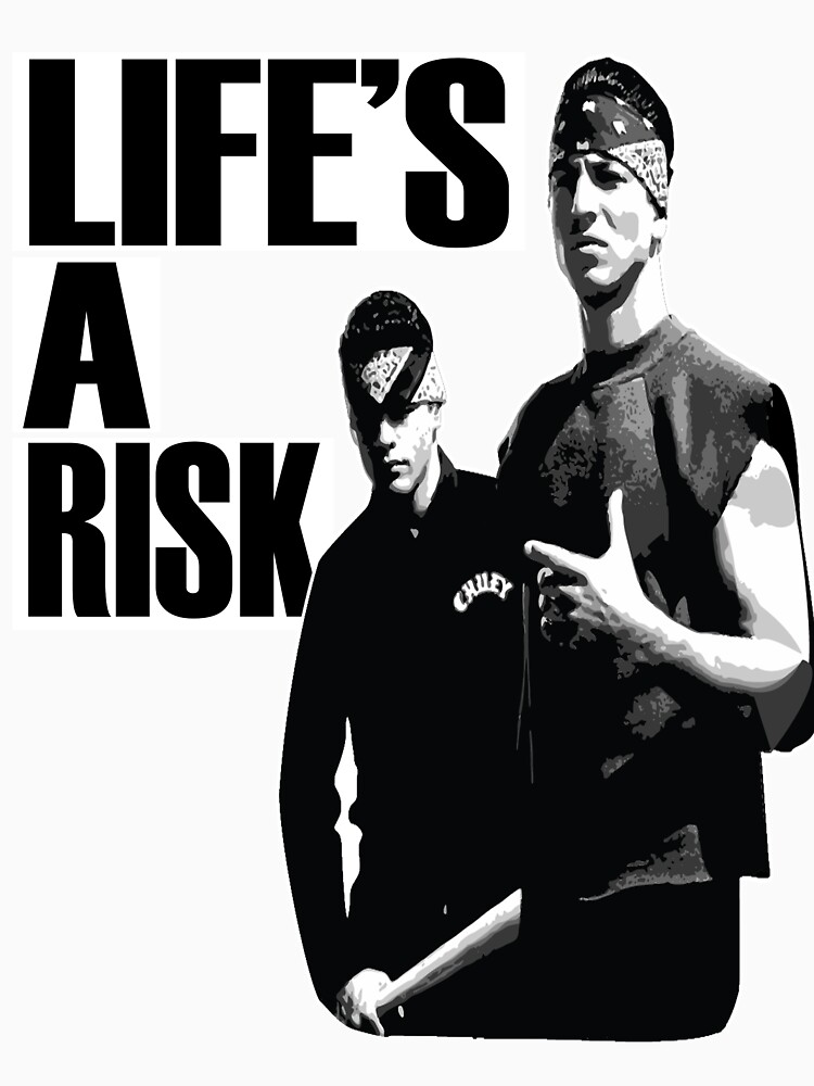 RedBubble: Life's A Risk Carnal!