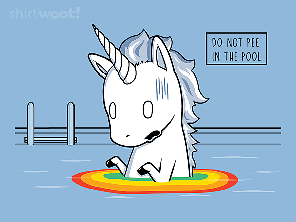 Woot!: Don't Pee in the Pool