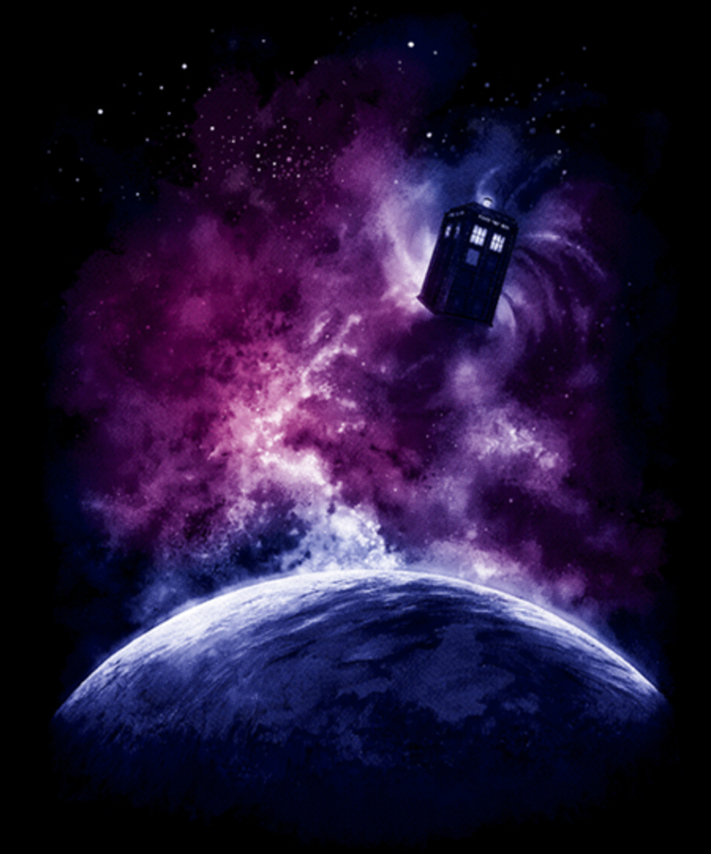 Qwertee: Space and Time
