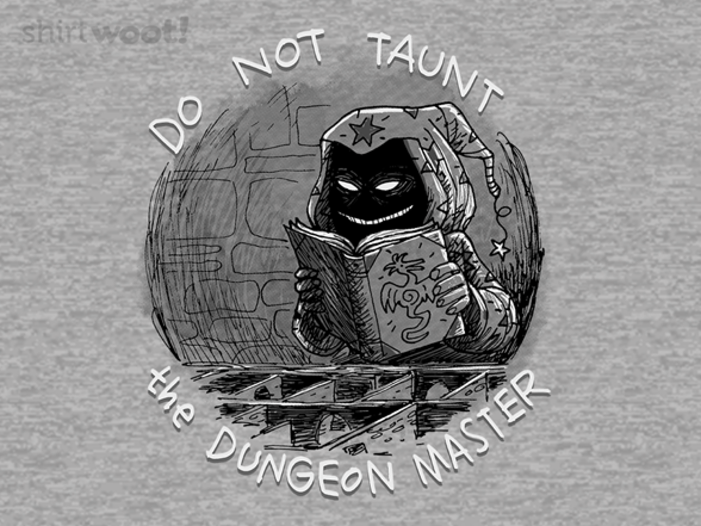 Woot!: Dungeon Rule Number One