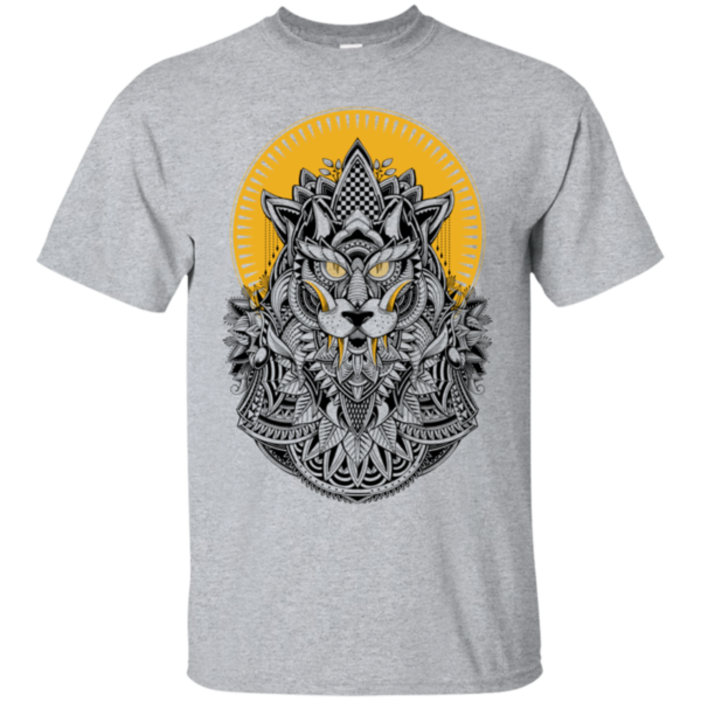 Pop-Up Tee: Alpha Wolf