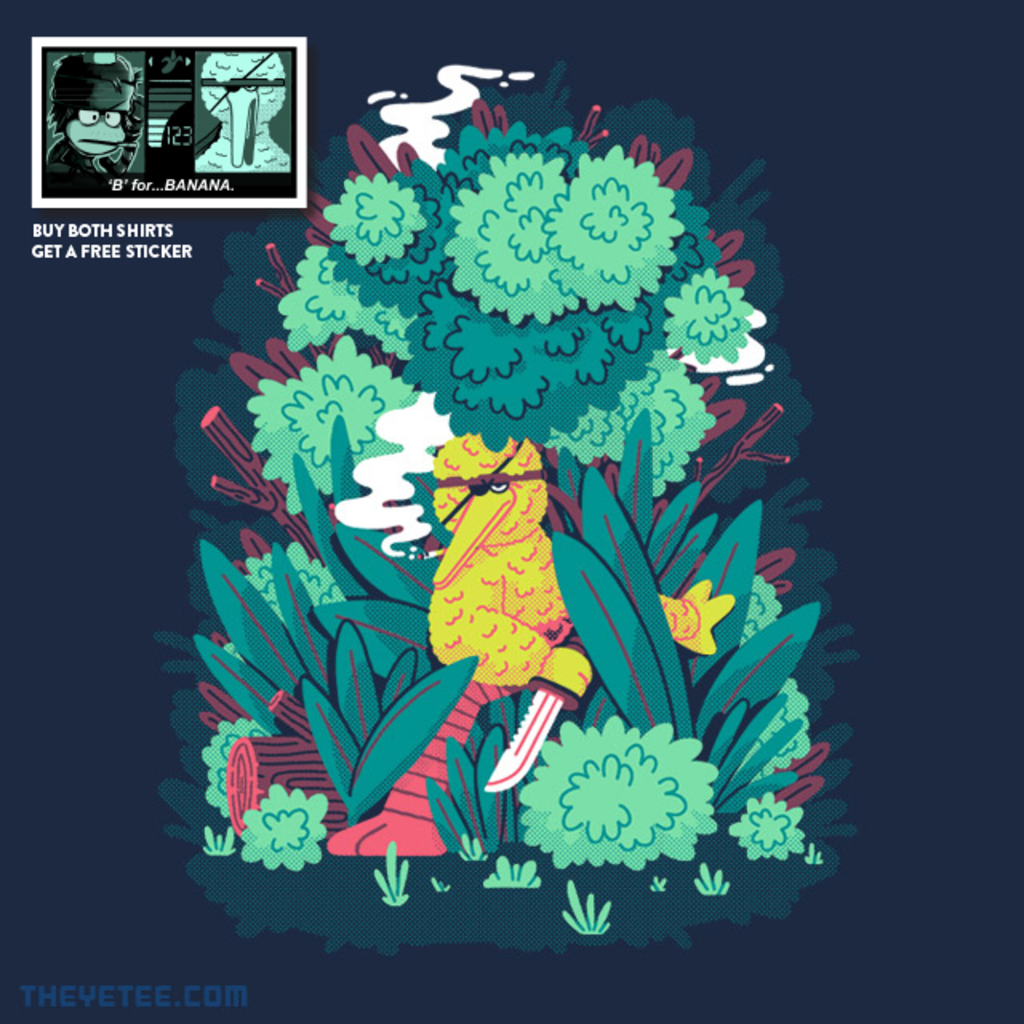 The Yetee: B is for Boss