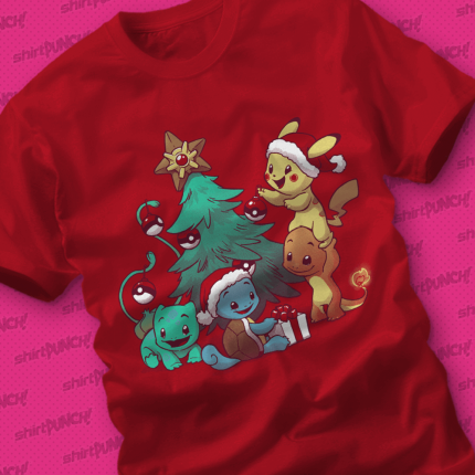 ShirtPunch: Pokemas