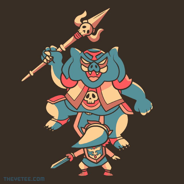 The Yetee: Courage