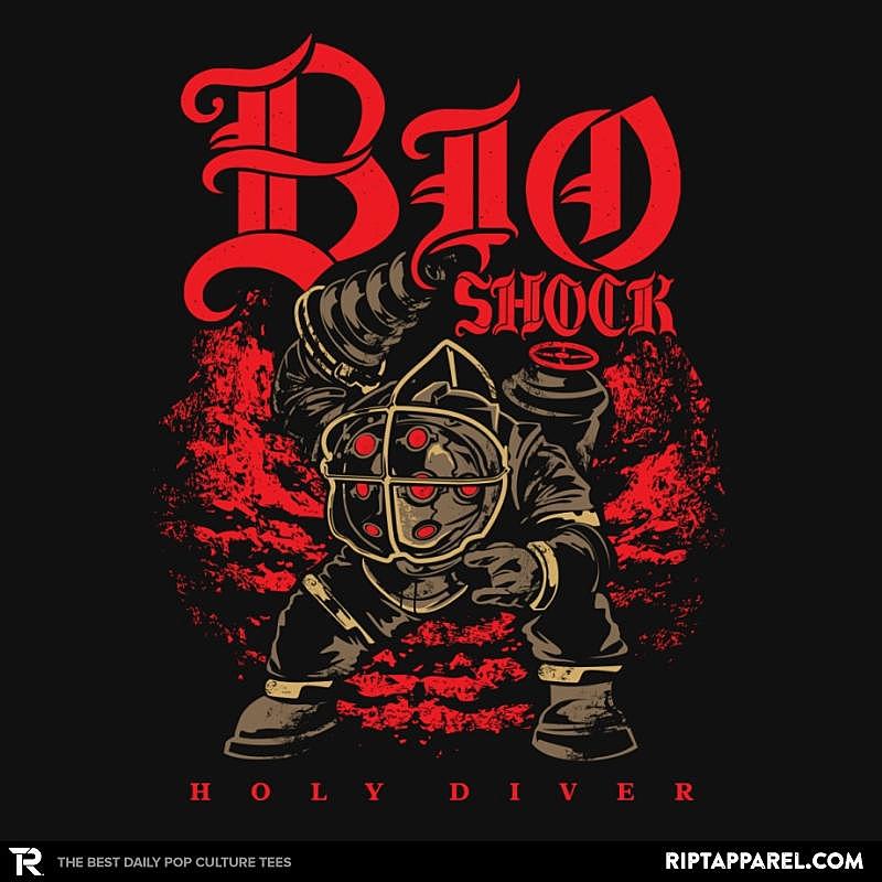 Ript: Big Holy Diver