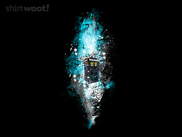 Woot!: Lost in Space and Time