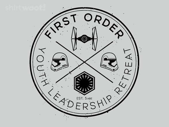 Woot!: First Order Youth Retreat