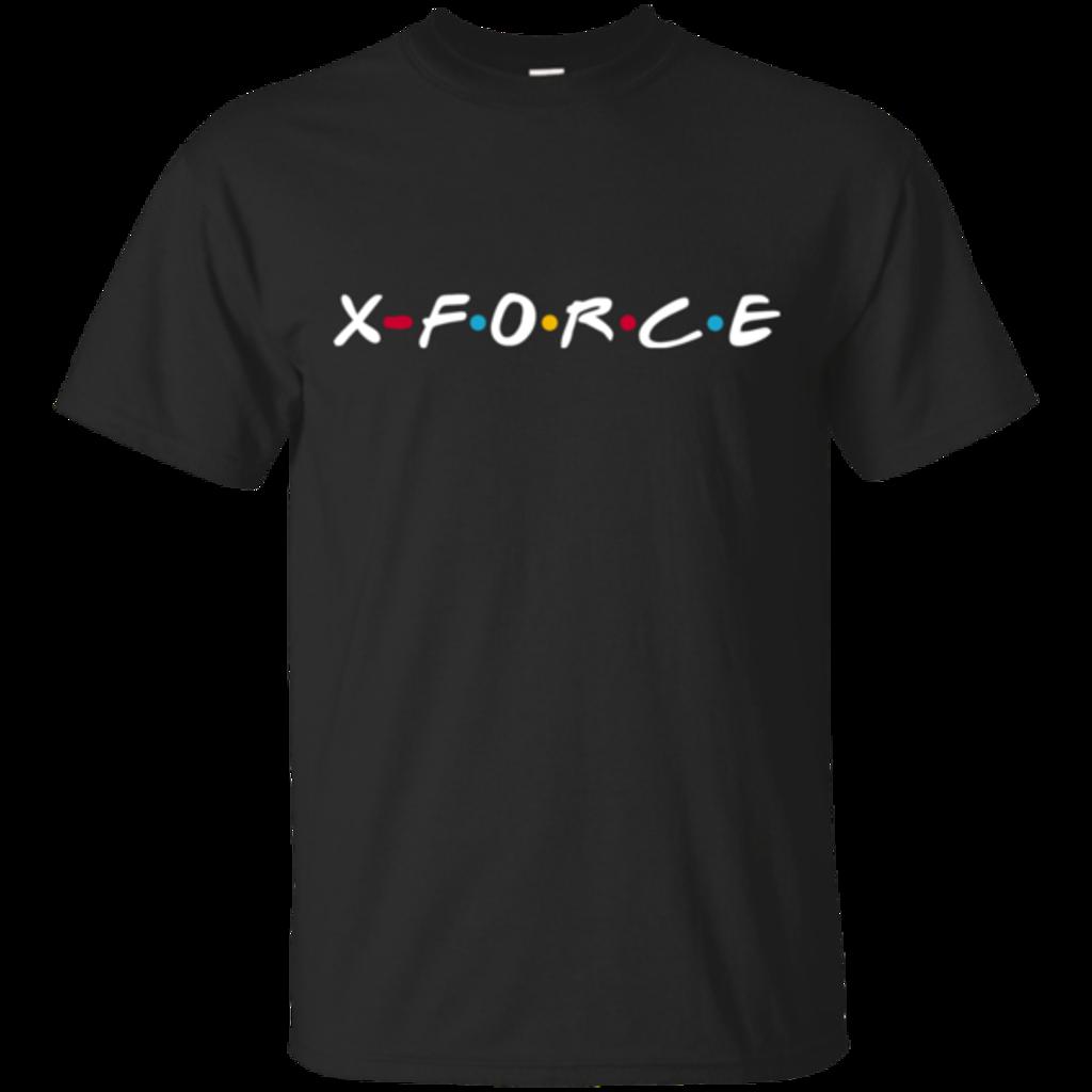 Pop-Up Tee: X Force